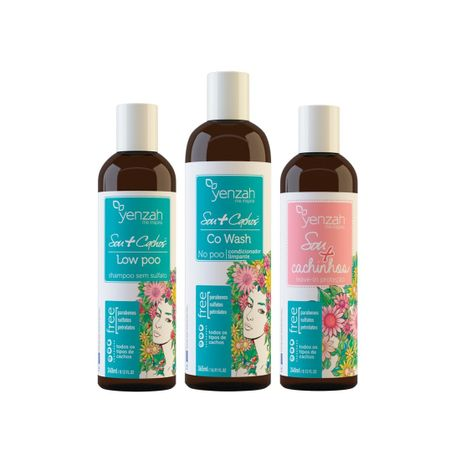 kit-yenzah-cachinhos-shampoo-condicionador