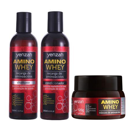 Kit-Yenzah-Amino-Whey-com-shampoo-condicionador-e-mascara