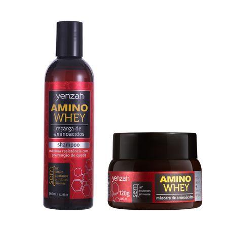 Kit-Yenzah-Amino-Whey-com-shampoo-e-mascara