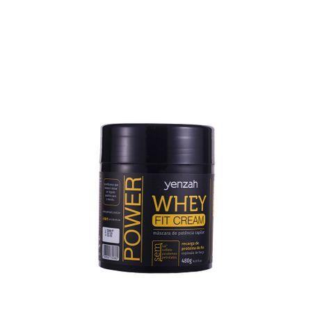 Mascara-Yenzah-Whey-Fit-Cream-480g