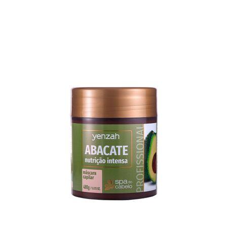 Mascara-Yenzah-Spa-do-Cabelo-Abacate-480g