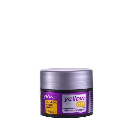 Mascara-Matizadora-Yenzah-Yellow-Off-300g