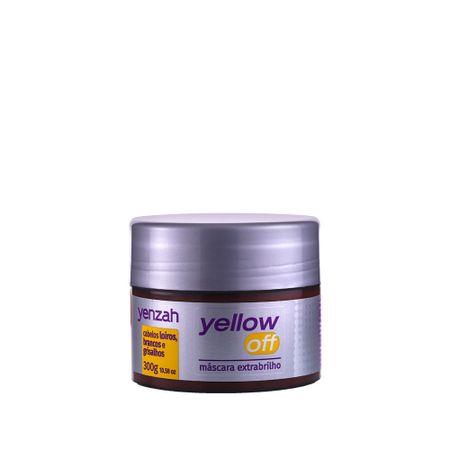 Mascara-Extrabrilho-Yenzah-Yellow-Off-300g